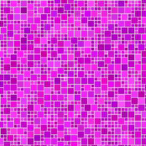 klein-flächiges Muster, Ton-in-Ton