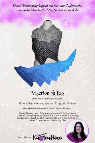 E-Book-Cover: Viserion ón Eas